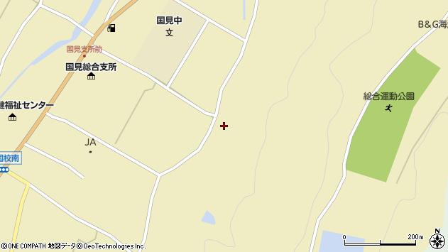 大分県国東市国見町伊美3265周辺の地図