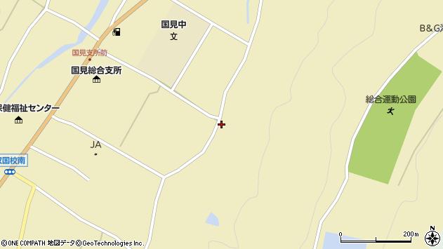 大分県国東市国見町伊美3266周辺の地図