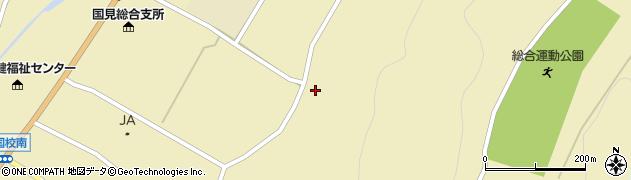 大分県国東市国見町伊美229周辺の地図