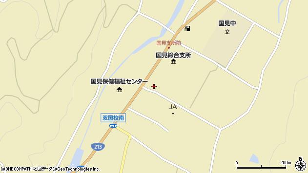 大分県国東市国見町伊美2271周辺の地図