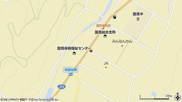 大分県国東市国見町伊美2272周辺の地図
