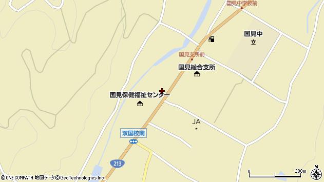 大分県国東市国見町伊美2273周辺の地図