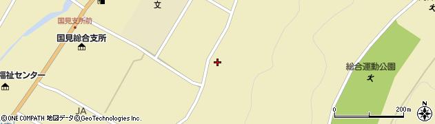 大分県国東市国見町伊美3268周辺の地図