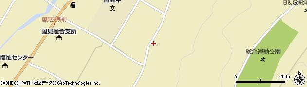 大分県国東市国見町伊美3293周辺の地図