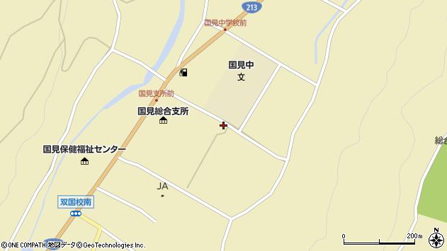大分県国東市国見町伊美2908周辺の地図