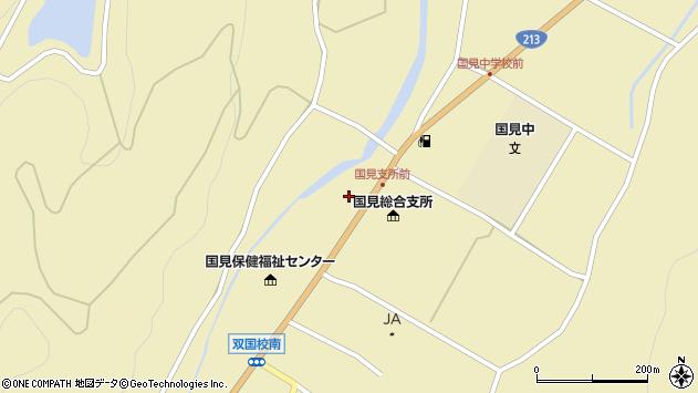 大分県国東市国見町伊美1564周辺の地図