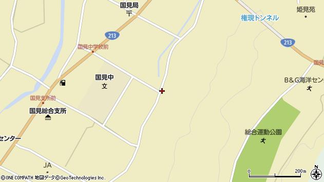 大分県国東市国見町伊美3304周辺の地図