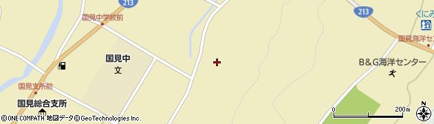 大分県国東市国見町伊美3325周辺の地図