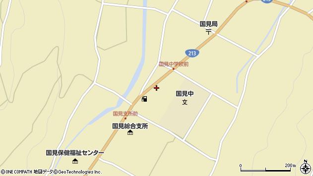 大分県国東市国見町伊美2319周辺の地図