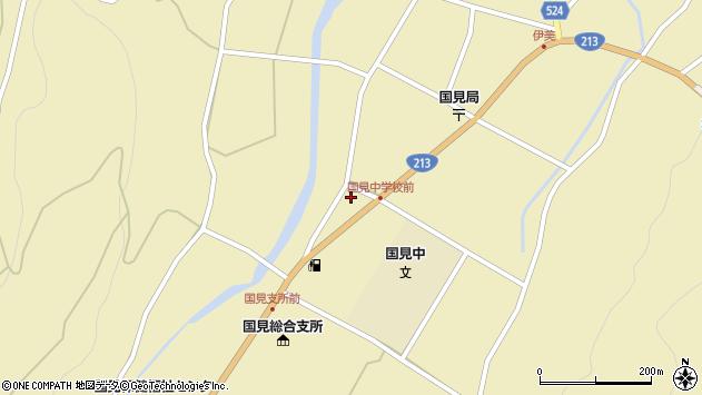 大分県国東市国見町伊美2333周辺の地図