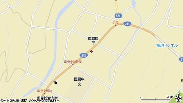 大分県国東市国見町伊美2442周辺の地図