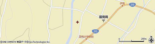 大分県国東市国見町伊美2394周辺の地図