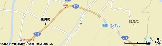 大分県国東市国見町伊美3486周辺の地図