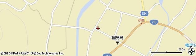 大分県国東市国見町伊美2499周辺の地図