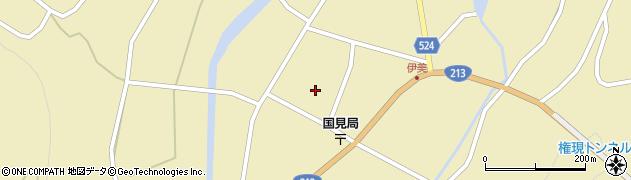 大分県国東市国見町伊美2489周辺の地図