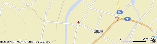 大分県国東市国見町伊美2508周辺の地図