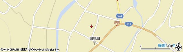大分県国東市国見町伊美2568周辺の地図