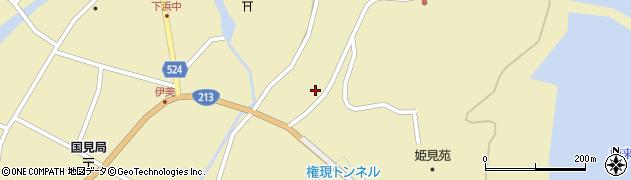 大分県国東市国見町伊美3568周辺の地図