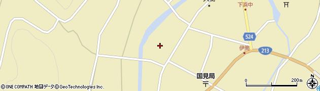 大分県国東市国見町伊美2516周辺の地図