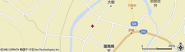大分県国東市国見町伊美2536周辺の地図