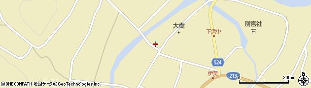 大分県国東市国見町伊美2584周辺の地図