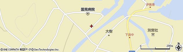大分県国東市国見町伊美2014周辺の地図