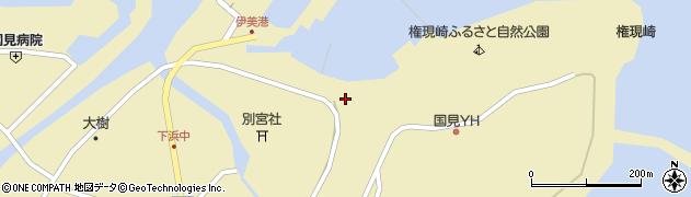 大分県国東市国見町伊美2710周辺の地図