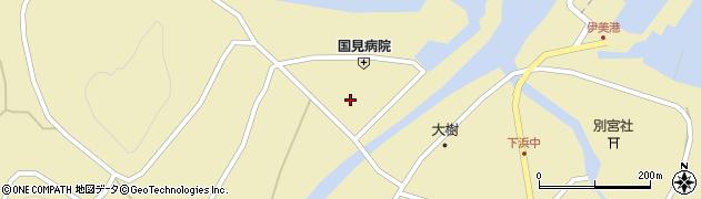 大分県国東市国見町伊美1962周辺の地図