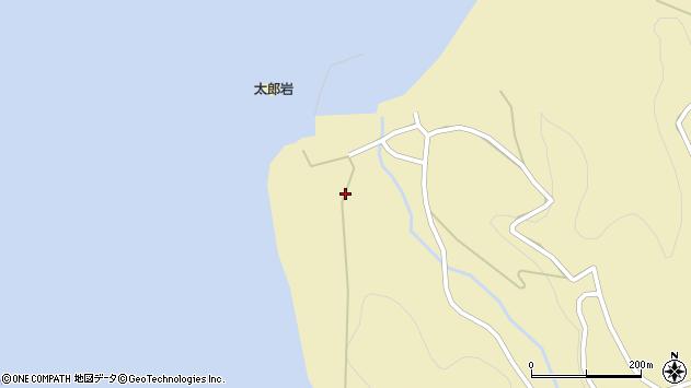 大分県国東市国見町伊美種田周辺の地図