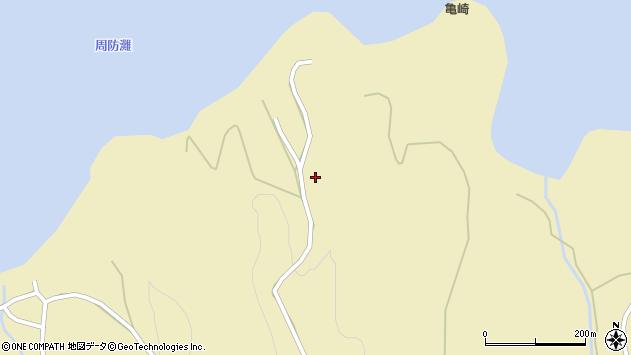 大分県国東市国見町伊美343周辺の地図