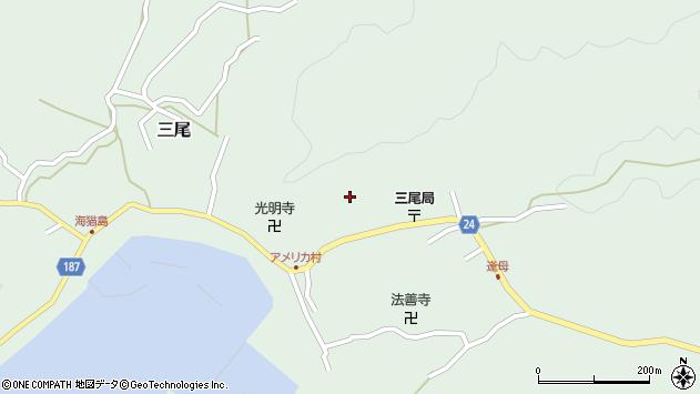 和歌山県日高郡美浜町三尾816 住所一覧から地図を検索