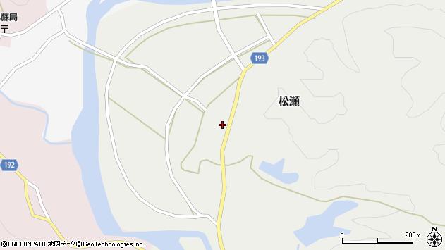 和歌山県日高郡日高川町寒川小川 住所一覧から地図を検索