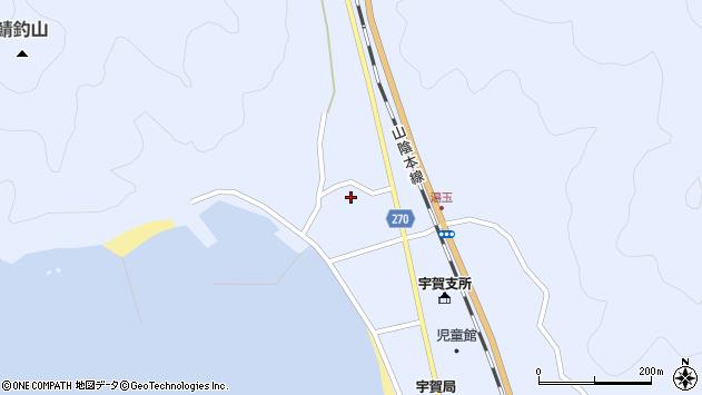 山口県下関市豊浦町大字宇賀 地図(住所一覧から検索 ...