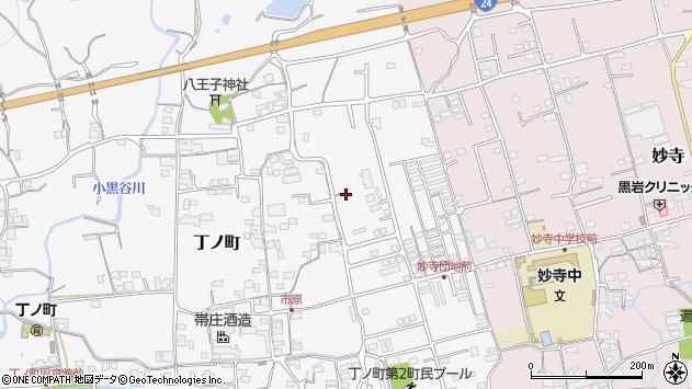 和歌山県伊都郡かつらぎ町丁ノ町786 住所一覧から地図を検索