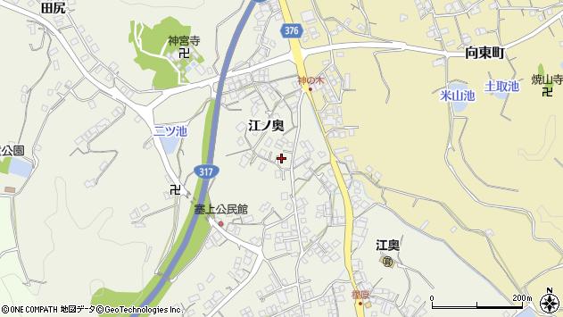 広島県尾道市向島町1294 住所一覧から地図を検索