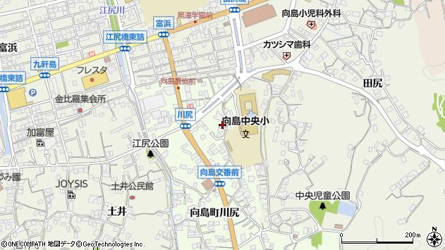 広島県尾道市向島町5941 住所一覧から地図を検索