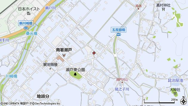 広島県福山市瀬戸町大字長和 地図(住所一覧から検索 ...