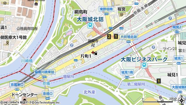 大阪府大阪市都島区片町 地図(住所一覧から検索) :マピオン