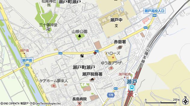 岡山県岡山市東区瀬戸町瀬戸 地図(住所一覧から検索 ...