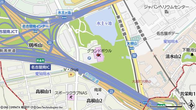 愛知県名古屋市緑区大高町忠治山周辺の地図