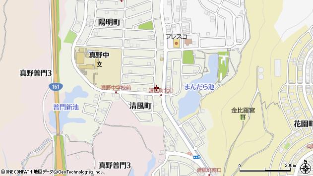 滋賀県大津市清風町11-2 地図(住所一覧から検索) :マピオン