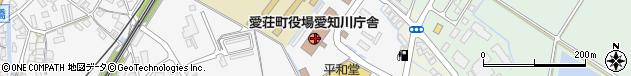 滋賀県愛知郡愛荘町周辺の地図