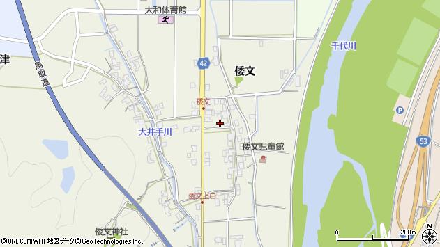 鳥取県鳥取市福部町左近上野 住所一覧から地図を検索