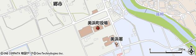 福井県三方郡美浜町周辺の地図