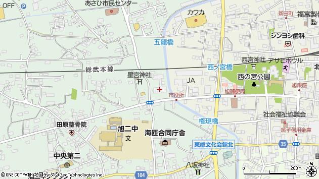 千葉県旭市 地図(住所一覧から検索) :マピオン