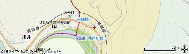 東京都青梅市御岳本町28周辺の地図