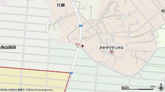 埼玉県さいたま市見沼区片柳228周辺の地図