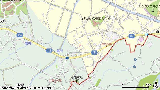 埼玉県入間郡毛呂山町西大久保 住所一覧から地図を検索