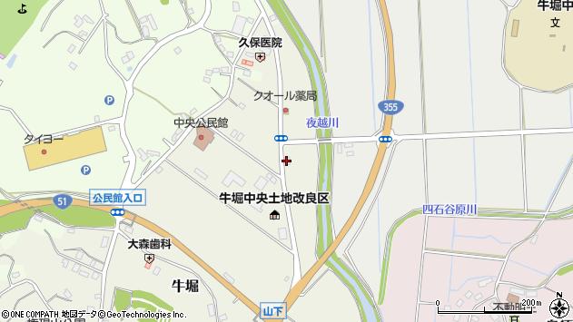茨城県潮来市牛堀640 地図(住所一覧から検索) :マピオン