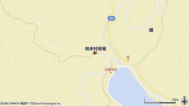 島根県隠岐郡知夫村周辺の地図